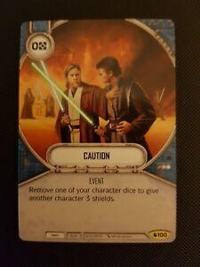 Star Wars Destiny Caution