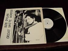 "BOB DYLAN ""GREAT WHITE WONDER"" DOUBLE LP COMPILATION BASEMENT TAPES BAND FOLK"