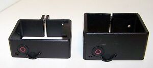 Genuine BacPac frame mount and GoPro Frame mount for GoPro Hero 3,3+,4