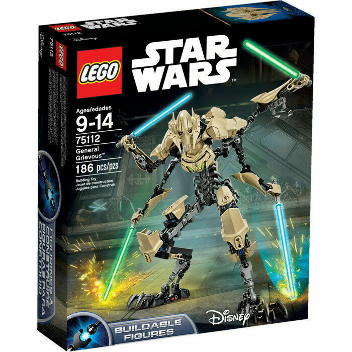Lego Star Wars 75112, new in factory SEALED box.