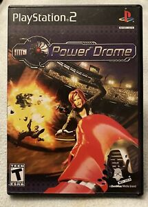 Power Drome (Complete) PS2 Sony Playstation 2