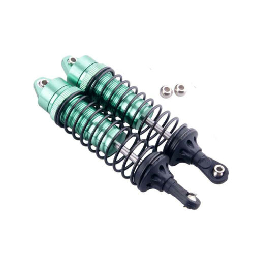 Details about  /R//C Aluminum Green After The shock absorber 2PCS For Traxxas 68054-1 Slash 4X4