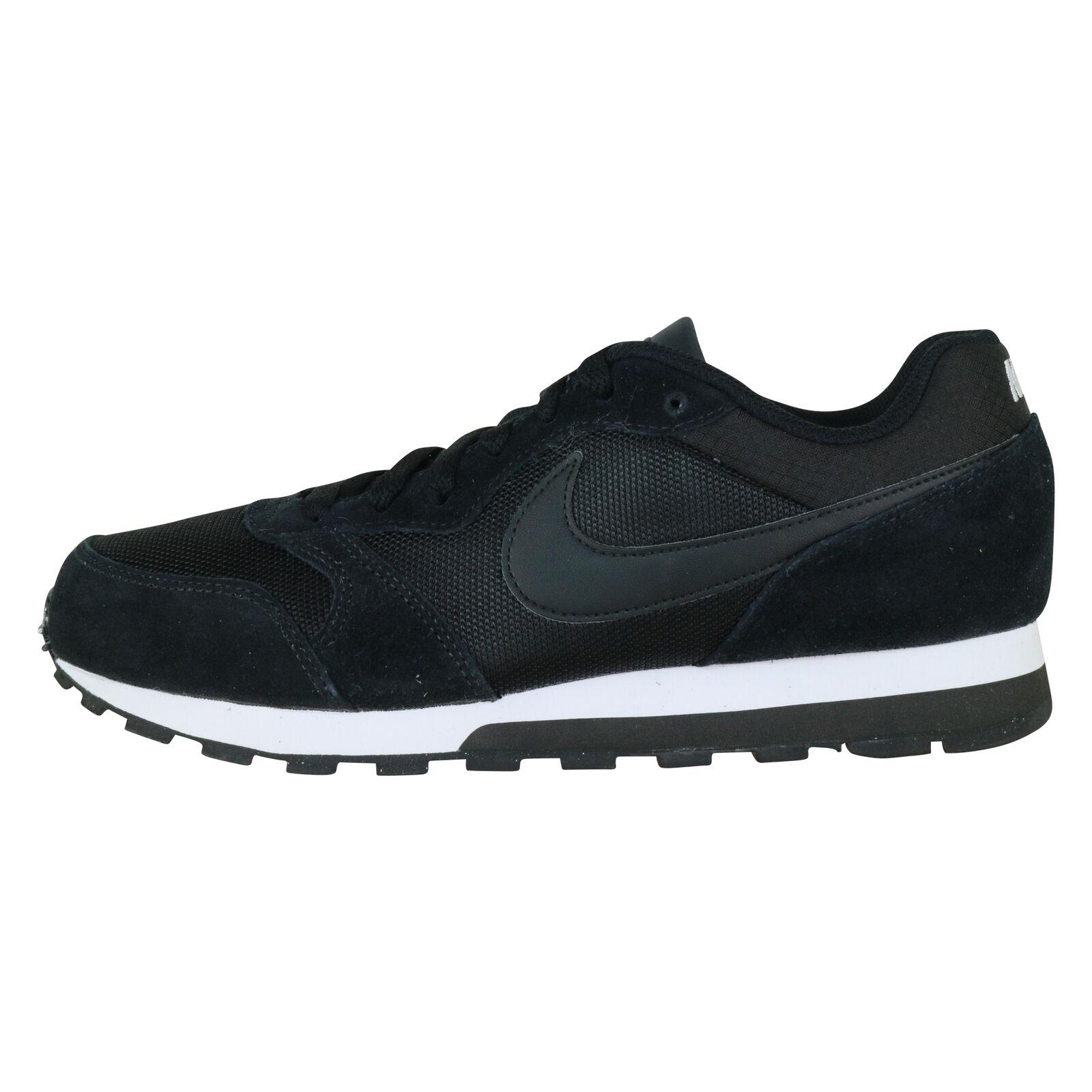 Nike MD Runner Freizeitschuhe 2 Damens Damen Freizeitschuhe Runner Sneaker 749869-001 b324d6