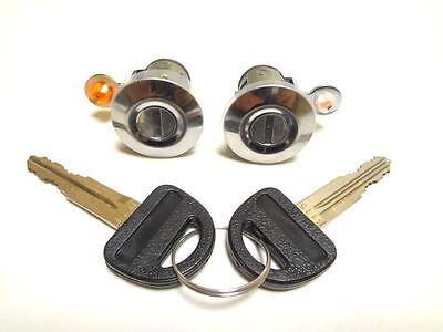 SUZUKI Grand Vitara XL7 1998-2005 2 Door lock cylinder with 2 keys