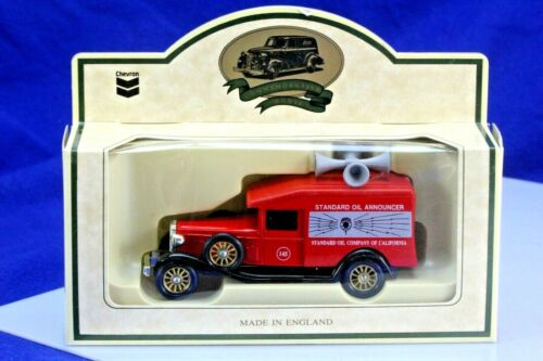 "1:64 Scale Chevron Diecast /""Standard Announcer Car/"" Made In England."