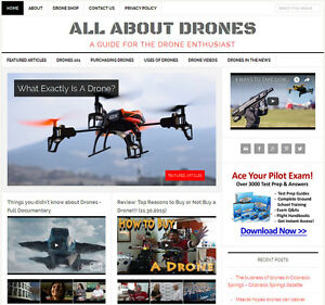 NEW-DESIGN-DRONES-blog-niche-website-business-for-sale-AUTOMATIC-CONTENT