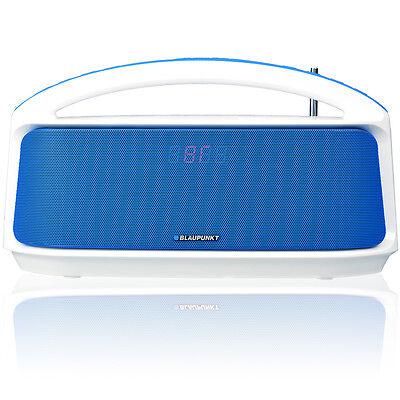 BLAUPUNKT BT 55 BL Stereo Bluetooth Lautsprecher USB UKW MP3 Link Powerbank