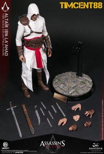 Damtoys DMS005 Assassin/'s Creed 1//6 Altair Altaïr the Mentor Figure INBOX Ready