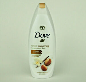 Dove Purely Pampering Shea Butter With Warm Vanilla Body Wash 22 Oz New 11111115224 Ebay