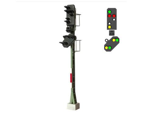 Mafen 4134.111 DB-principales et Vorsignal 11 lumières vert//jaune//rouge//blanc-Piste N