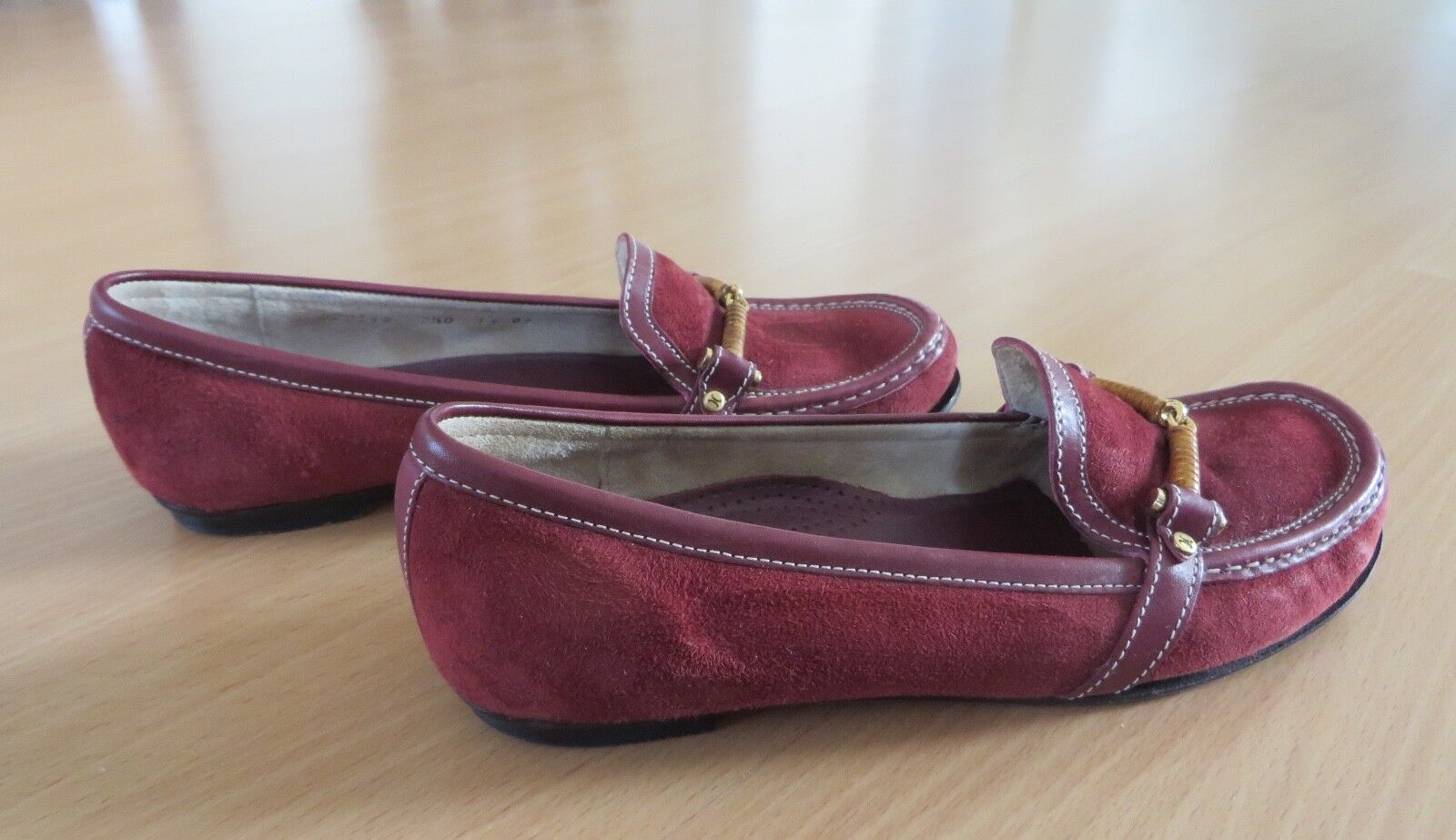 Red Cole Cole Cole Haan Women's shoes and purse b087e8