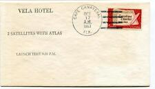 1963 Vela Hotel 2 Satellites Atlas Cape Canaveral FLA SPACE NASA USA