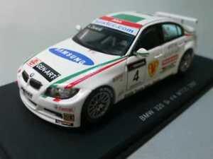 BMW-320-Si-4-WTCC-2007-A-Zanardi-1-43-SPARK