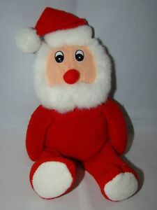 Oriental Trading Christmas.Details About Vintage Otc Oriental Trading Company Santa Plush Stuffed Doll Christmas