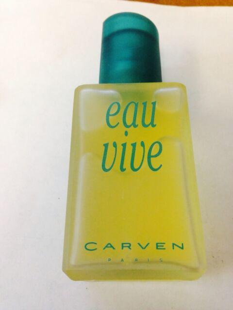 CARVEN EAU VIVE 4.2 fl. oz.edt spray  UNBOXED ***RARE,COLLECTIBLE****