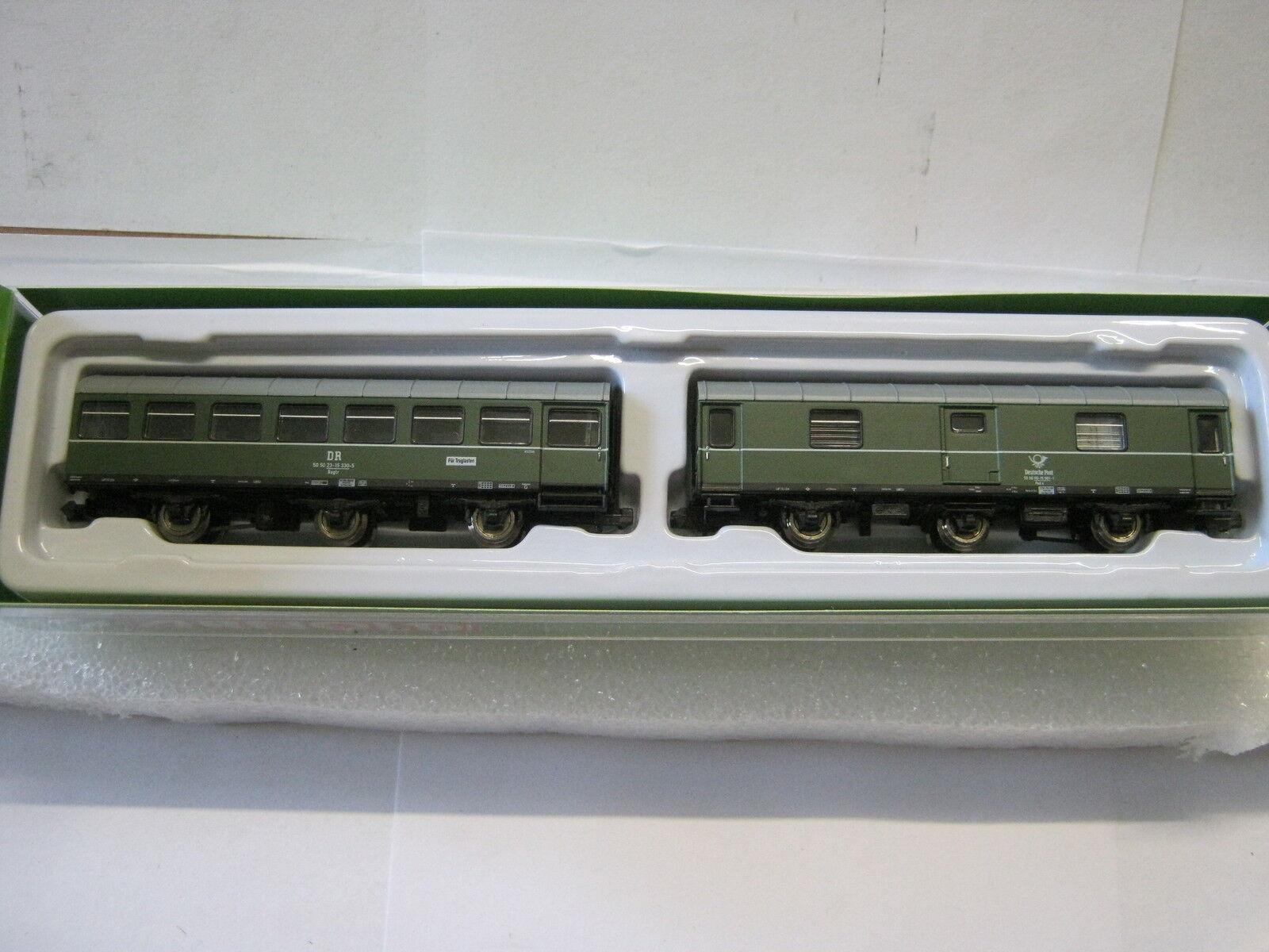 Arnold N 4137 Reko Wagen Set + Traglast 3 achsig DR (RG RI 012-40S5 3)
