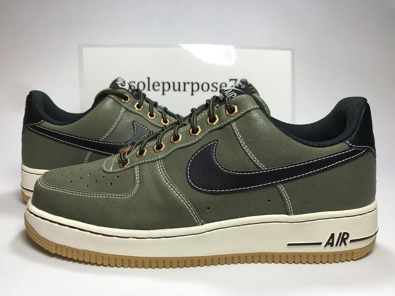 Nike Air Force 1 Medium Olive size 7.5 New