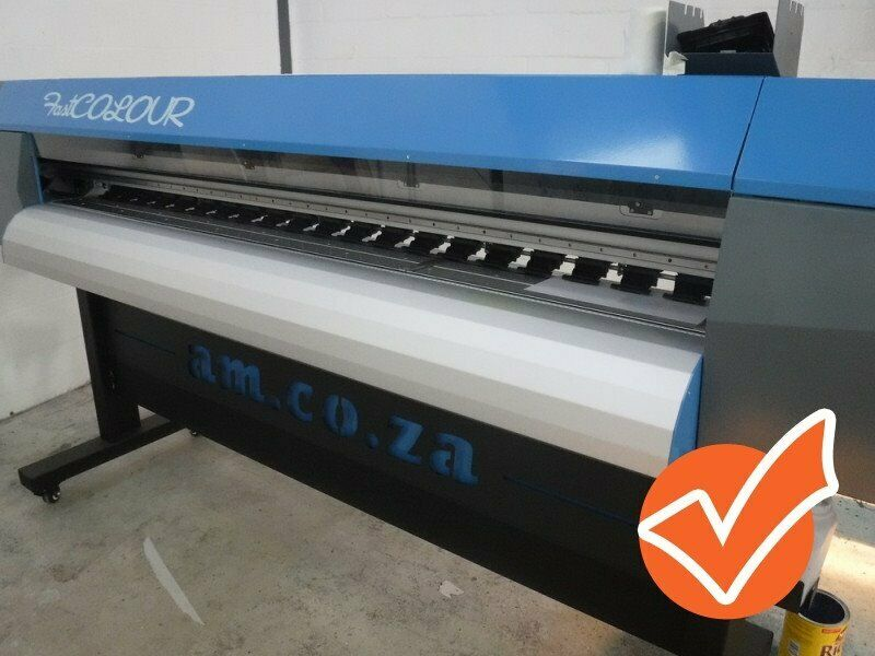 F1-1800D Large Format Printer FastCOLOUR ONE 1800mm Printing Area Large Format PrinterDouble........