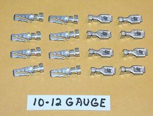 10 each 30 Packard 56 Series GM Female Wiring Terminals 10-12 14-16 18-22 GA