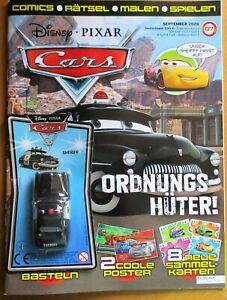 Disney - Pixar  Nr. 7 Cars - Ordnungshüter