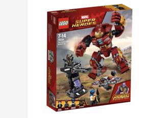 LEGO 76104 Marvel Avengers Hulkbuster Smash-up Superhero Toy