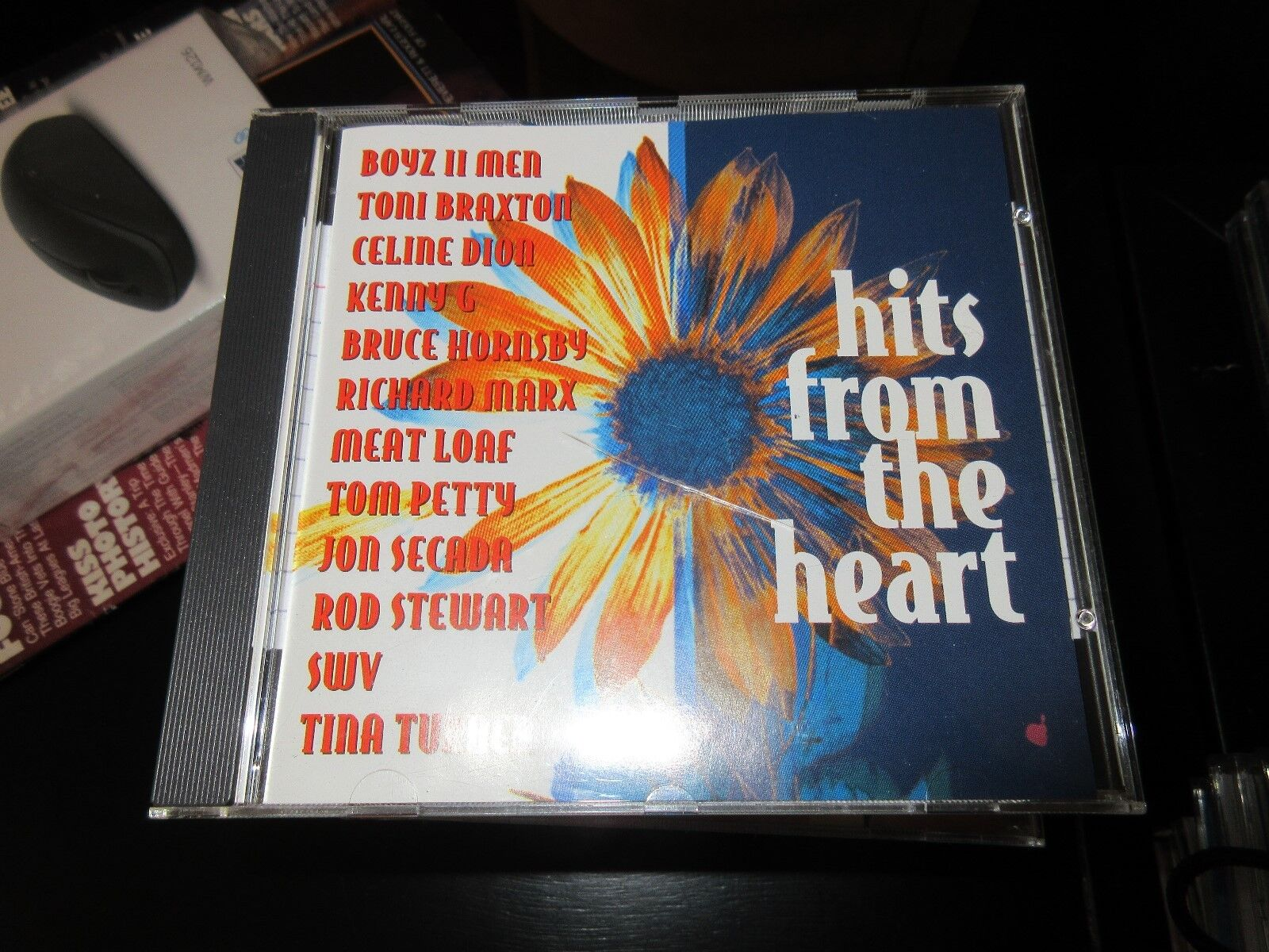 Hits From The Heart , CD