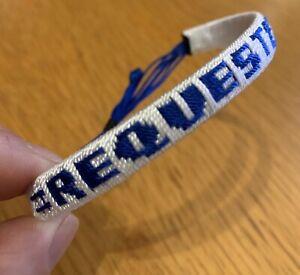 #ReQuest2021 Friendship Bracelet