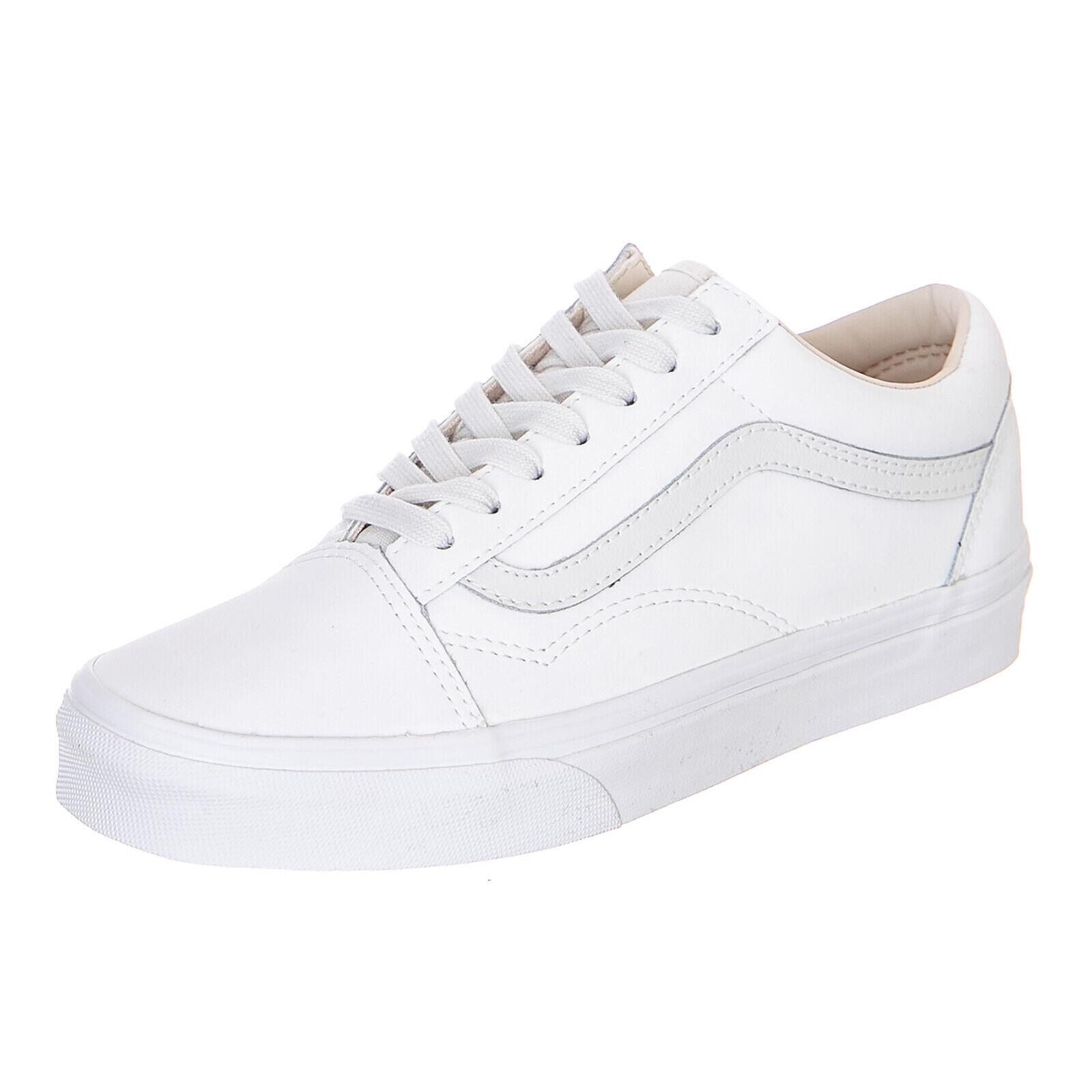 Vans Vansbuck Alte Skool - blancoo de blancoo - Zapatillas Bajas Hombre blancoo