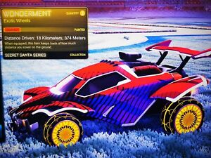 PS4-Rocket-League-Wonderment-Orange-Exotic-Wheels