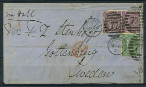 Grossbritannien-1871-Brief-60-LONDON-PD