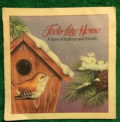 Vintage Rare 1988 Feels Like Home W. N. Fullington Paperback Book Regency Mall