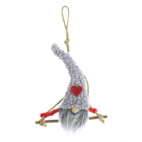Weihnachten hängen Anhänger Weihnachtsbaum Spielzeug Puppe hängen Dekor Geschenk