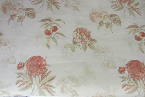 Heligan Cotton Cotterstock design by Swaffer Curtain//Craft Fabric
