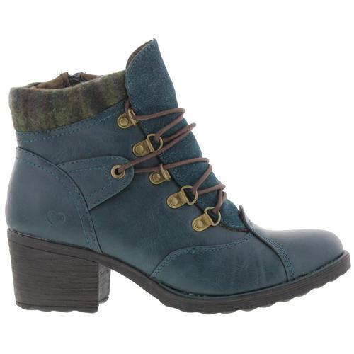 Heavenly Heavenly Heavenly Feet Scava Damenschuhe Memory Foam Ankle Stiefel Größe UK 4-8 528b4e