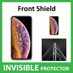 iPhone-XS-MAX-Screen-Protector-INVISIBLE-FRONT-Shield-Military-Grade