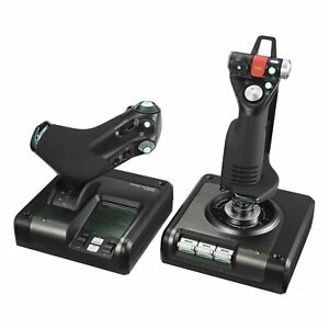 LOGITECH-Saitek-X52-Pro-Flight-Control-System-Joystick-NEU-amp-OVP-mit-Garantie