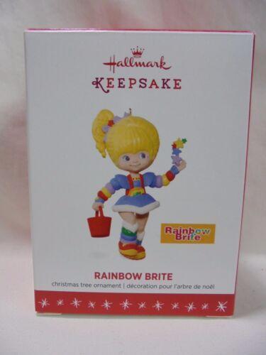 2016 Hallmark Keepsake Ornament Rainbow Brite B4
