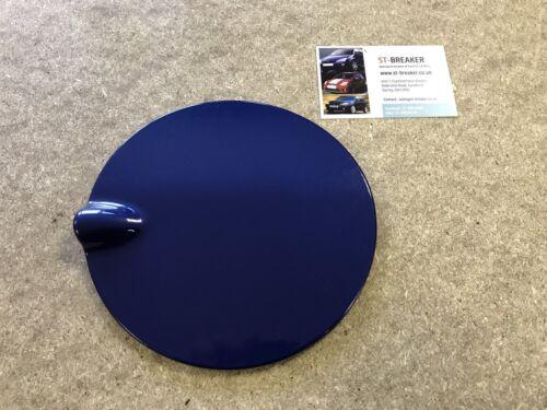 Genuine Ford Focus ST//ST225 Mk2 PFL bouchon de carburant//Fuel porte Performance Bleu Utilisé