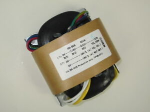 50W R-Core Transformer for Audio Amplifier Power AMP Selectable Input Outputs