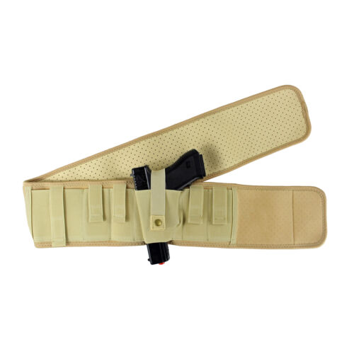 Concealed Carry Belly Band Holster Gun Pistol Holsters Fits all Pistol
