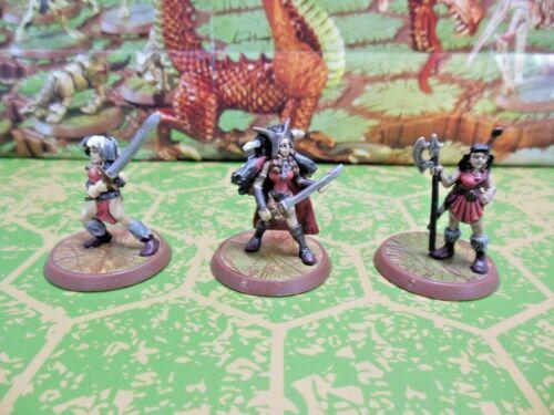 Heroscape Thora/'s Vengeance Wave 5 Warriors of Ashra Damaged Card