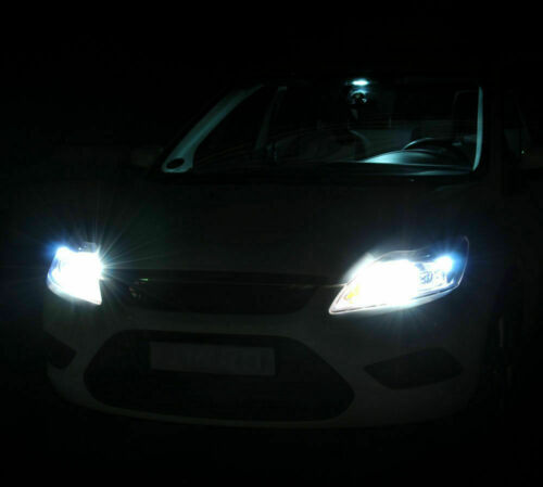 2 x 881 H27//2    27 Watt GAS weißes Licht ihres PKWs 6000K AutoLampe