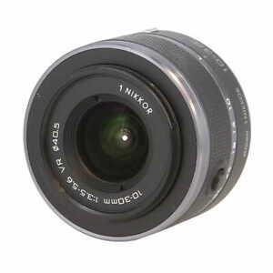 Nikon Nikkor 10-30mm f/3.5-5.6 VR Lens for Nikon 1 System CX Format {40.5} - AI