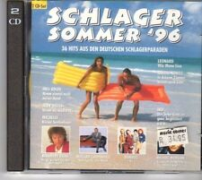 (DM11) Schlager Sommer '96 , 2CDS - 1996 CD