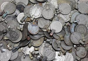 Tribal Münzen 10 Stück Vintage Kuchi Tribal Münzen 20 25 Cm