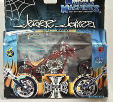 "Jesse James Muscle Machines ""CFL - RIGID"" West Coast Choppers  JJ03-18-22    NIB"