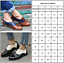 Womens-Brogues-Flats-Block-Heels-Pointed-Toe-Pumps-Slip-On-Loafers-Formal-Shoes thumbnail 2