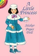 A Little Princess Sticker Paper Doll (Dover Little Activity Books)