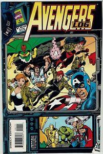CSD1306-Avengers-Log-1-1994-Marvel-Stan-Lee-VF-NM-condition