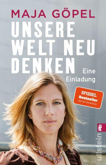 Maja Göpel / Unsere Welt neu denken9783548064666